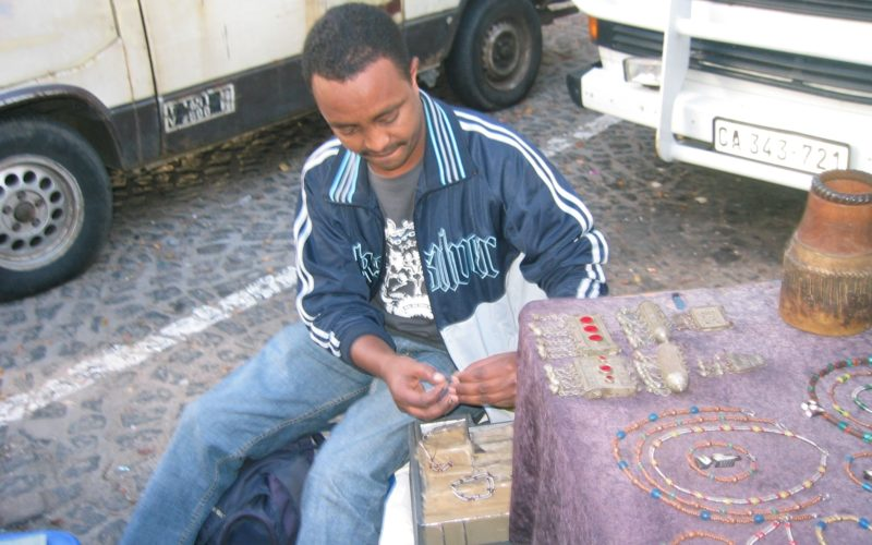 South African Vendor